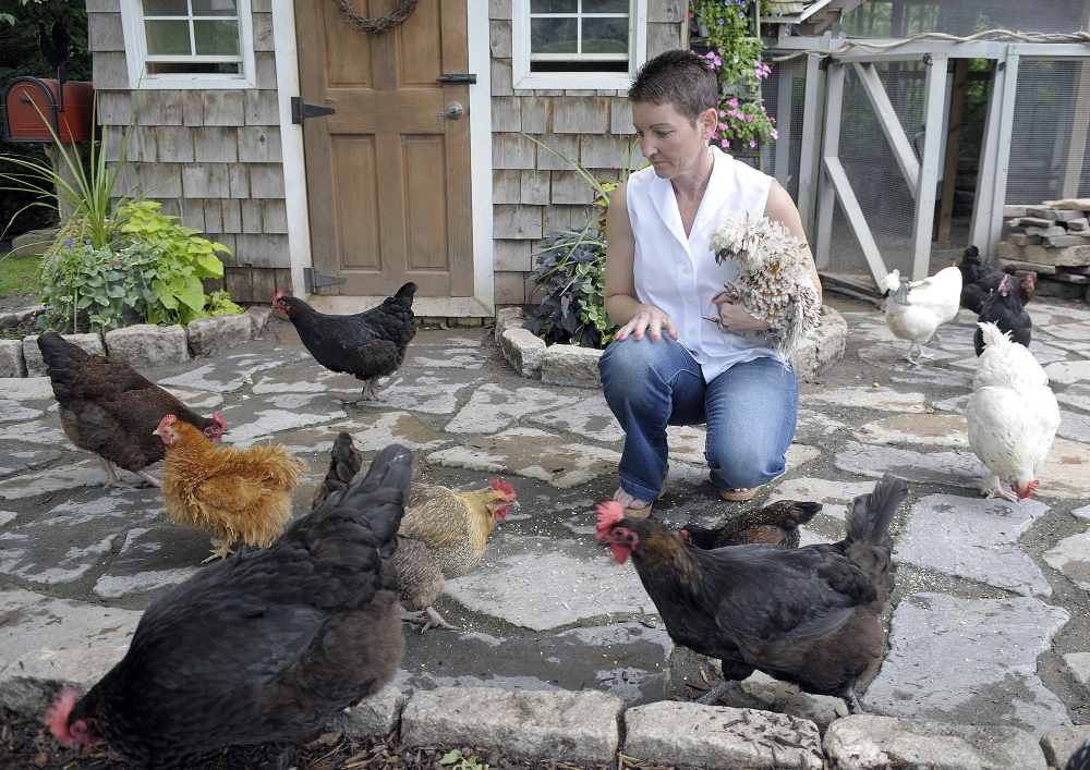 Kathleen Mormino, a Suffield, Conn., bird keeper and blogger, says bird owners should disinfect clothes, tools and equipment and not install bird feeders to prevent bird flu infections.