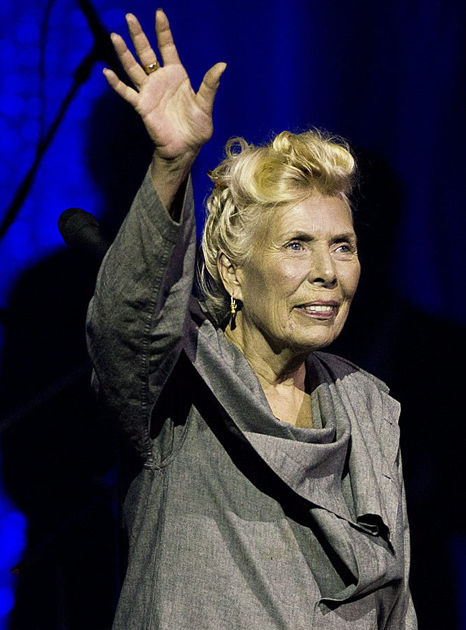 Joni Mitchell has been hospitalized since March 31 for undisclosed reasons.