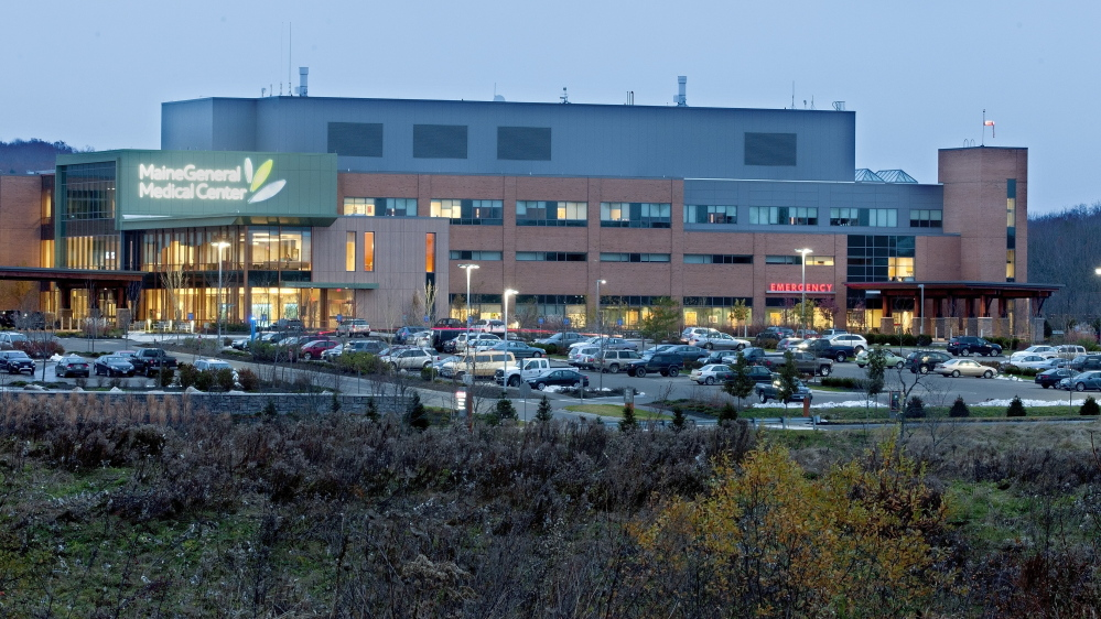 Officials at MaineGeneral Medical Center's new regional hospital say statistics from the old hospital led to a recent C grade by a patient safety group.