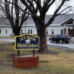 At Mt. Blue Middle School in Farmington, an increase in special-needs programs means the school soon might need portable classrooms to accommodate students who require the programs.