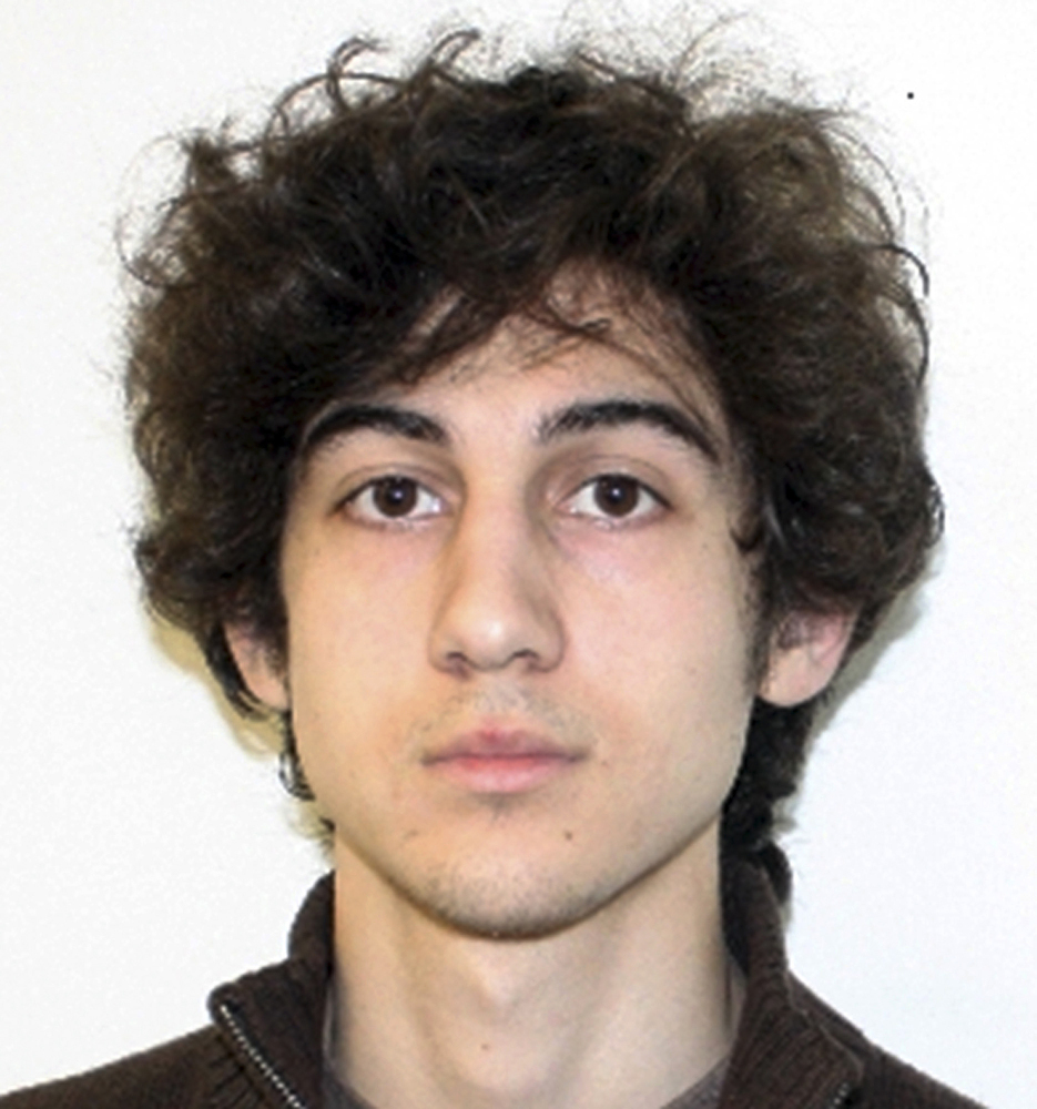 This undated file photo released Friday, April 19, 2013, by the FBI shows Dzhokhar Tsarnaev.