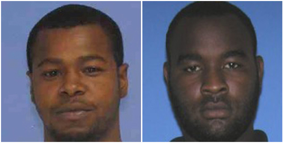 This combination of undated photos released the Mississippi Bureau of Investigation shows, Marvin Banks, left, and his brother Curtis Banks.