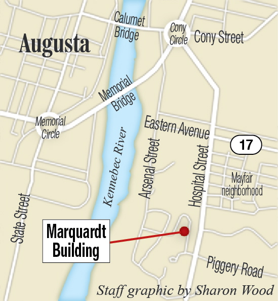 Augusta 39 s marquardt building gets new life as state for Builders plan service augusta ga