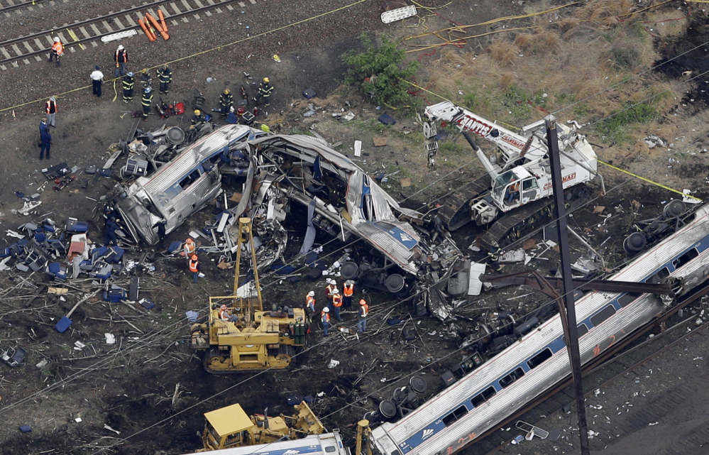 Amtrak faces what probably will be a $200 million payout to crash victims – the cap established by Congress nearly 20 years ago as part of a compromise to rescue the railroad from financial ruin.