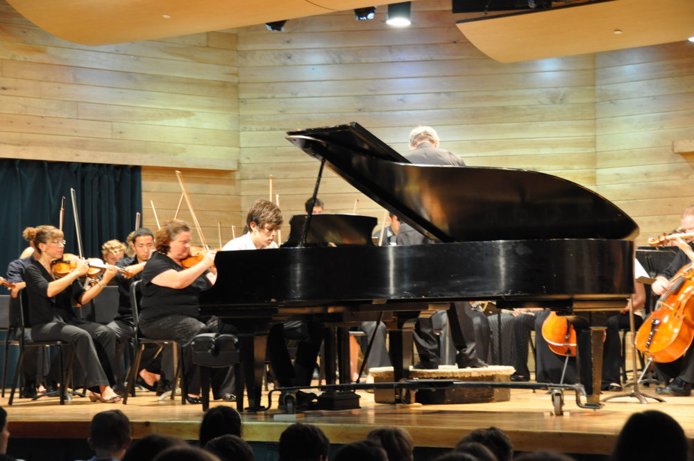 New England Music Camp announces Summer Music Series - Central Maine
