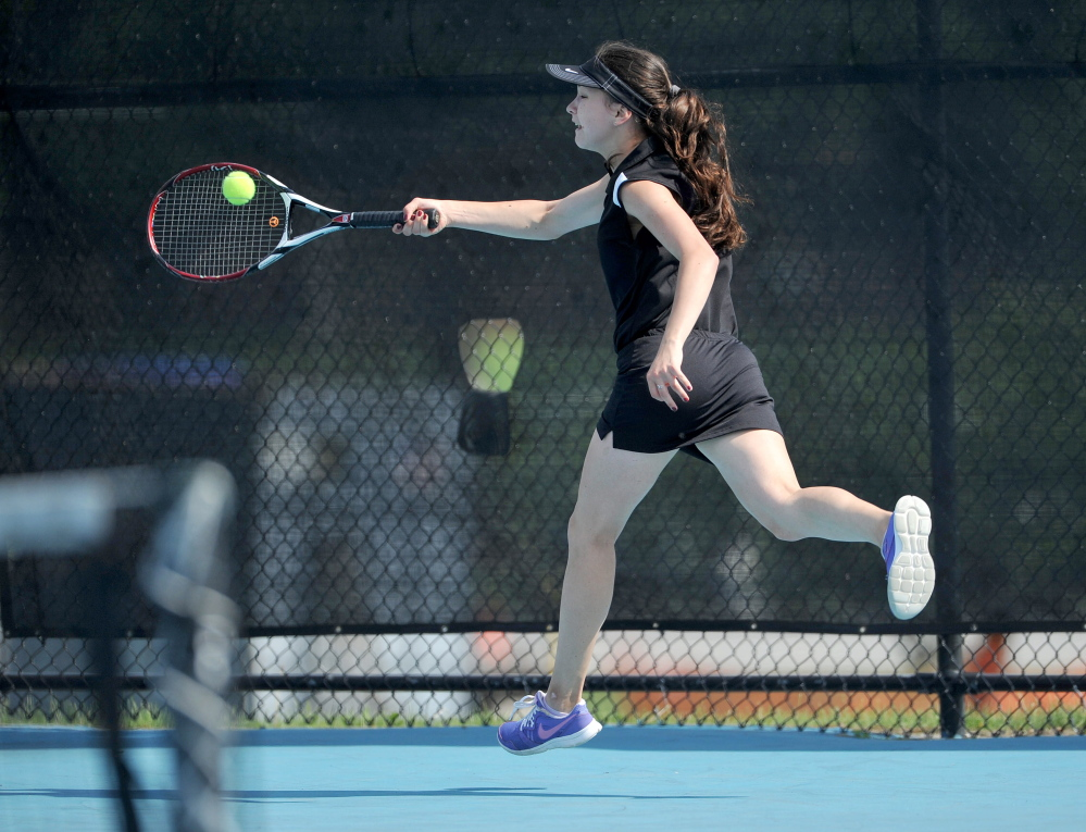 skowhegan singles Dominance in singles leads messalonskee girls tennis over skowhegan third-seeded eagles move on to a north semifinals.