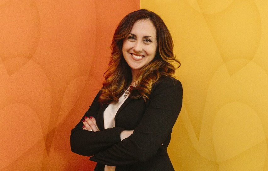 Kimberly Garrett had pursued careers outside the family business – which now owns nearly 100 Dunkin' Donuts stores – when her father asked her to join the company in an executive role. Now she's vice president of operations at The Wolak Group in Falmouth.