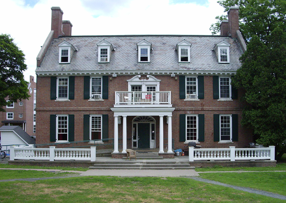 Alpha Delta fraternity in Hanover, New Hampshire. had a significant record of disciplinary violations, including hazing, serving alcohol to minors and hosting unregistered parties.