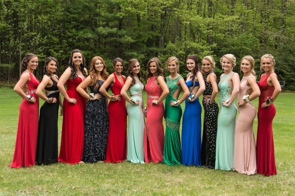 High School Prom 2015 Central Maine