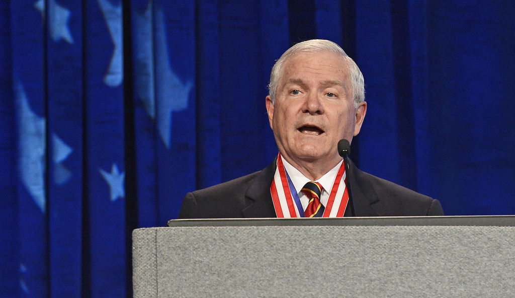 "Boy Scouts President and former Defense Secretary Robert Gates: ""Waiting for the courts is a gamble with huge stakes."""