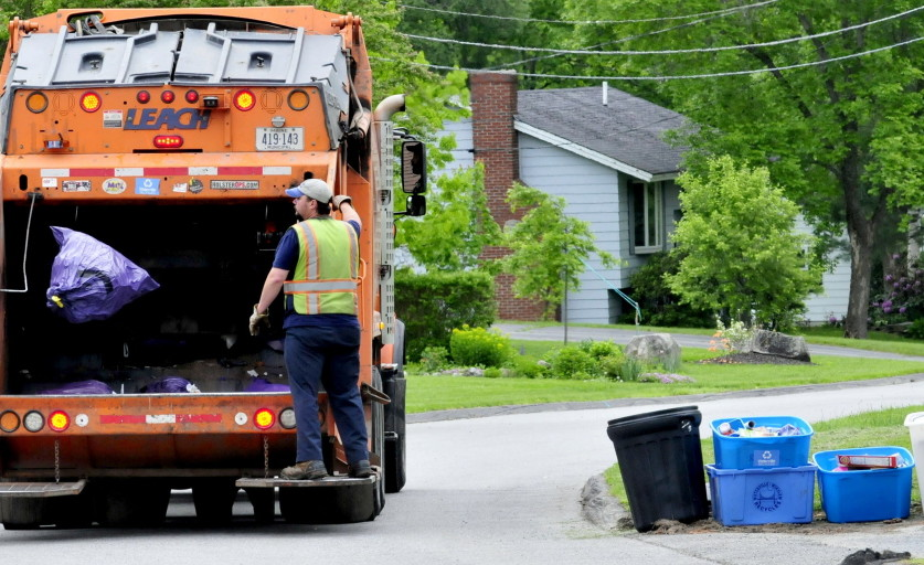 Fate Of Waterville Trash Program To Be Decided Tuesday