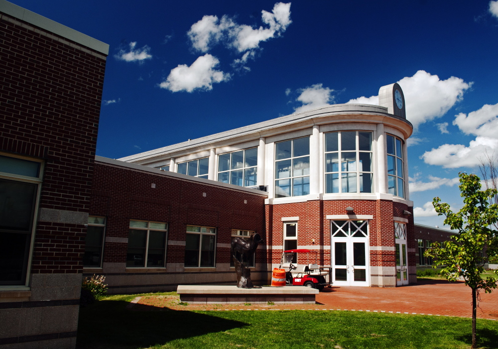Cony High School will hold a public forum Thursday to discuss recent bomb threats at the school.