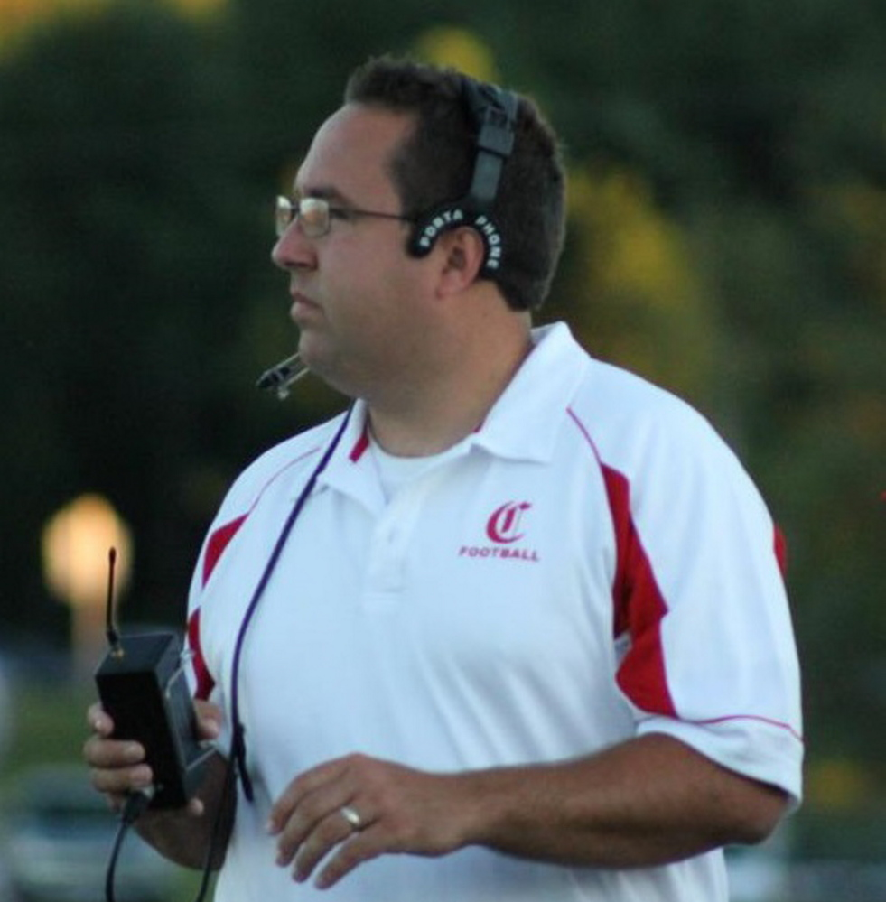 Former Cony football offensive coordinator B.L. Lippert will become the next head coach of the Rams. Lippert, a Cony graduate, has been an assistant coach with the program for the last 10 years.