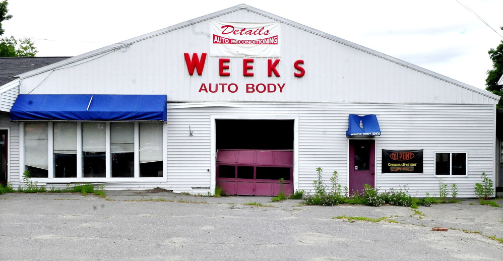 The Waterville Planning Board recommends rezoning the property at 145 Kennedy Memorial Drive in Waterville to allow the former Weeks garage to become a car wash.