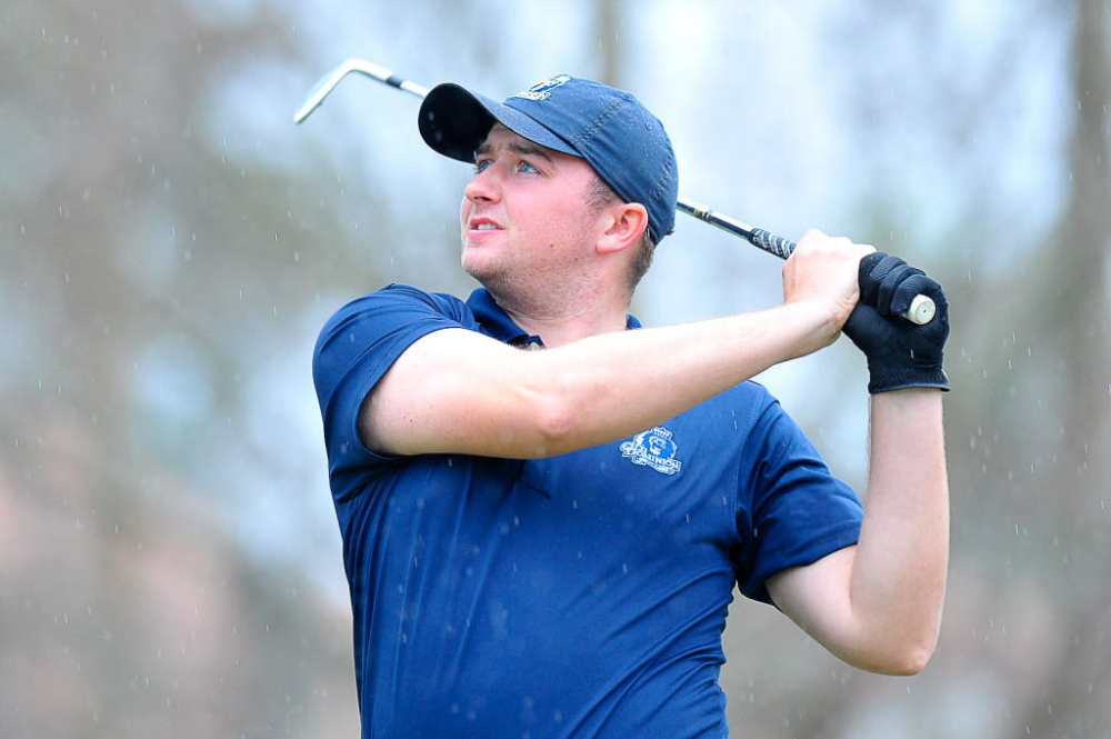 Contributed photo/ODU athletics   Seth Sweet, of Madison, is expected to take on more of a leadership role for the Old Dominion golf team next fall.