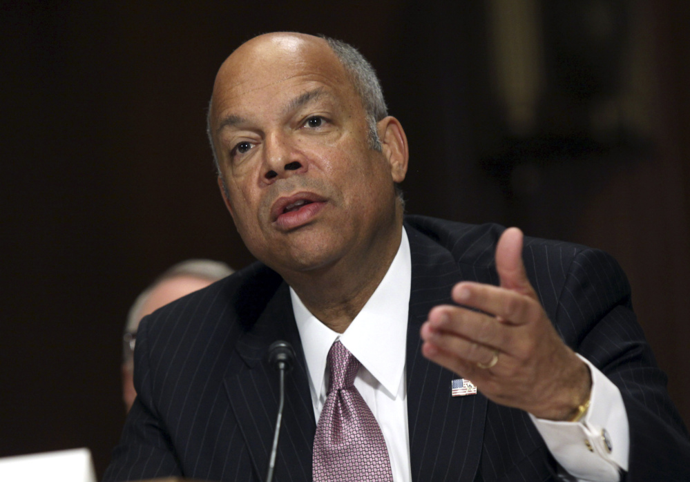 Homeland Security Secretary Jeh Johnson directed the Transportation Security Administration on Monday to revise airport security procedures, retrain officers and retest screening equipment in airports across the country.