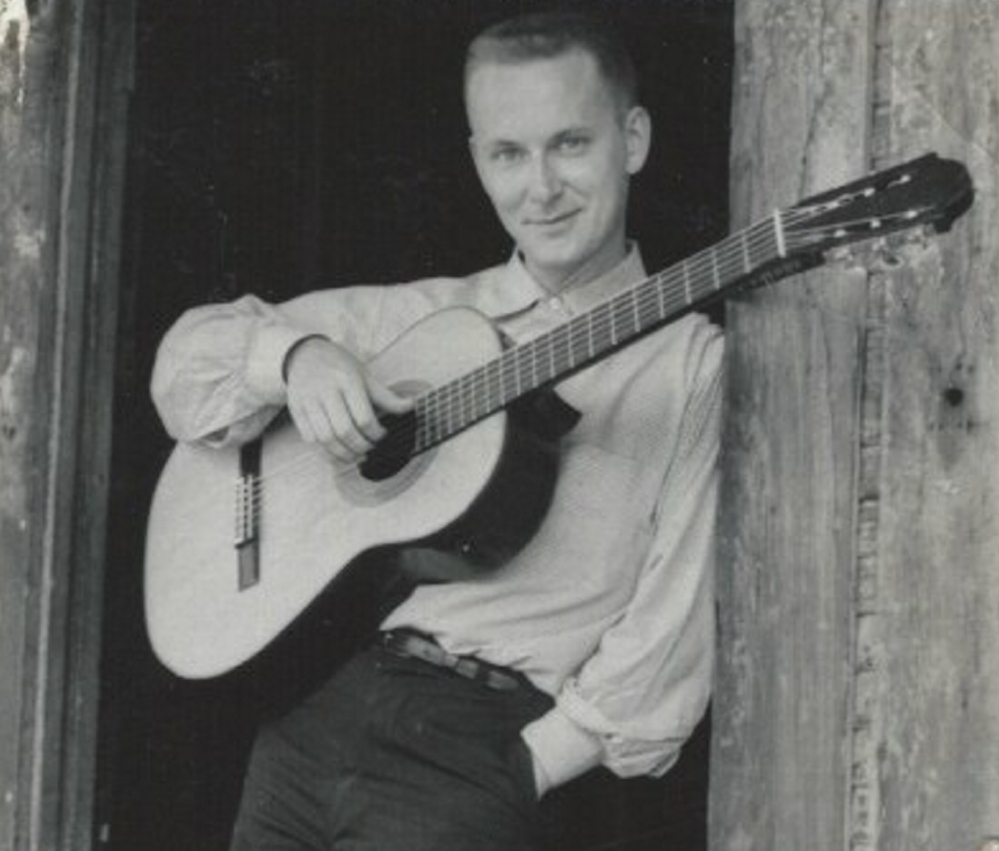 Born in Portland, Will Holt was part of the New York and Los Angeles entertainment scenes, but still summered at Long Lake.