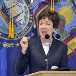 U.S. Sen. Susan Collins, R-Maine, a member of the Senate Intelligence Committee, said Thursday that hackers who broke into the computer networks of the U.S. government personnel office are believed to be based in China.