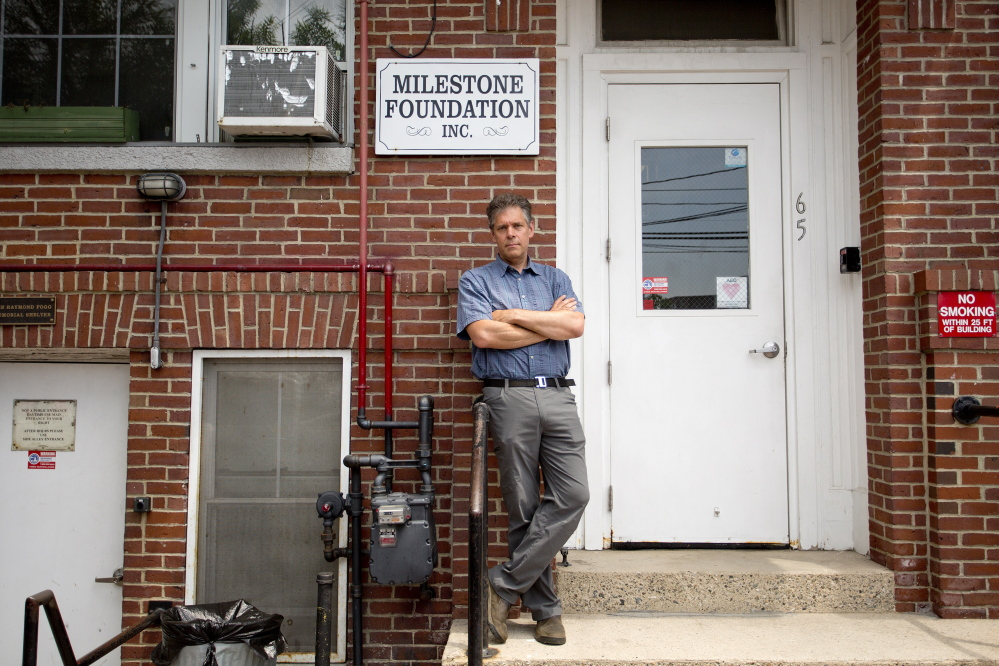 Options are almost nonexistent for addicts who don't qualify for MaineCare or have other means, says Bob Fowler, executive director at Milestone Foundation Inc., where reimbursement for treatment has dropped two-thirds since 2007.