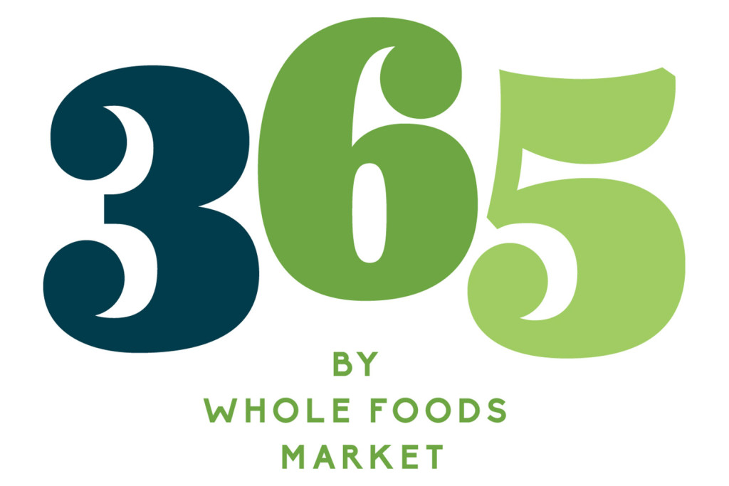 "This image provided by Whole Foods shows the logo for 365 by Whole Foods Market, a new chain of smaller stores with lower prices, named after its ""365"" house brand. The Associated Press"