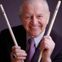 Vic Firth's drumsticks are widely used throughout the music world, including by Rolling Stones drummer Charlie Watts and by Elton John's drummer. The Associated Press