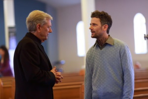 "Actor Michael Murphy, left, seen here in the movie ""Fall,"" will be the Maine International Film Festival's Mid-Life Achievement Award winner next month. ""Fall"" will premiere July 16 at the festival in Waterville. The 10-day festival opens Friday."