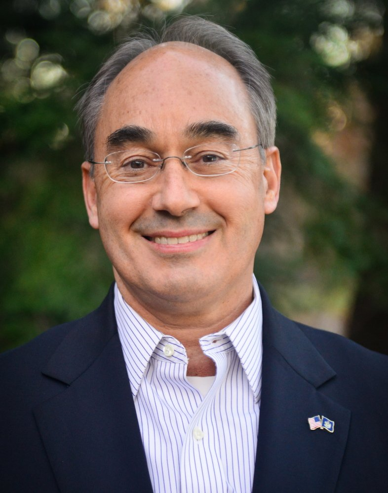 U.S. Rep. Bruce Poliquin of Maine and 22 other Republican congressmen have agreed to disclose their legislative agendas to a national Republican committee in exchange for financial support.