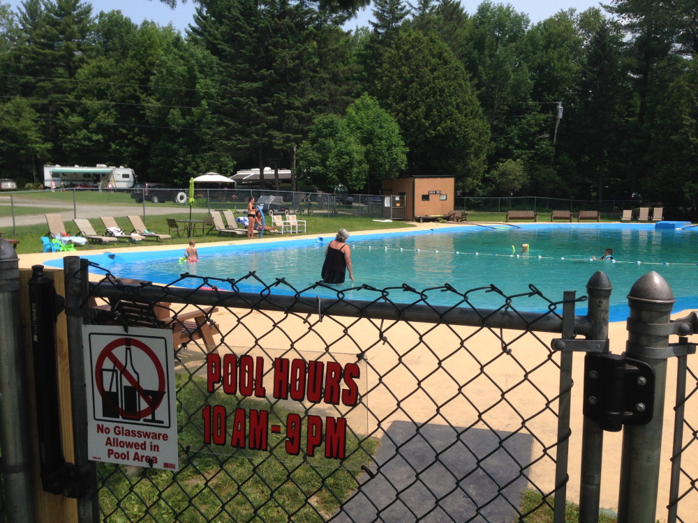 Woman Dies In Apparent Drowning In Madison Campground Swimming Pool Central Maine