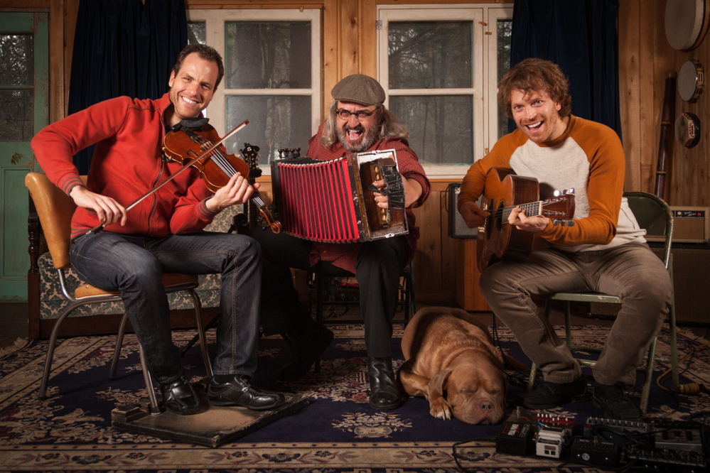 """Contributed photo The Yves Lambert Trio, a """"beacon in the aesthetics of Quebec's cultural heritage,"""" will perform at 7 p.m. Wednesday, July 22, at the RFA Lakeside Theater in Rangeley."""
