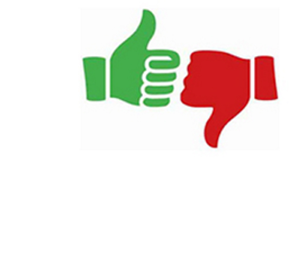 our opinion thumbs up thumbs down centralmaine com