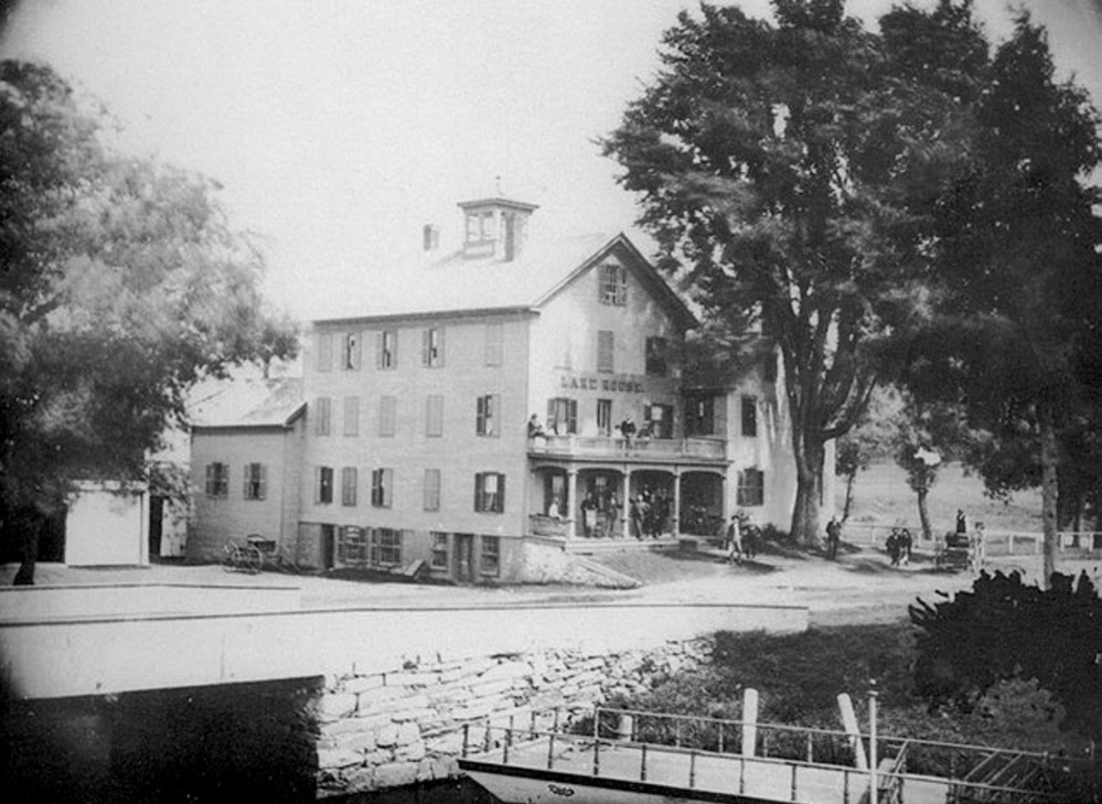 The Lake House photo will be displayed as one of the photos in the Jefferson Historical Society's Calendar for 2016. The calendar will be available during the open house and exhibit day set for 10 a.m.-2 p.m. Saturday, Aug. 1.