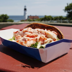 The local competition's got to be tough, but McDonald's is nevertheless adding a $7.99 lobster roll to its summer menu.