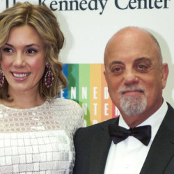 Alexis Roderick and Billy Joel