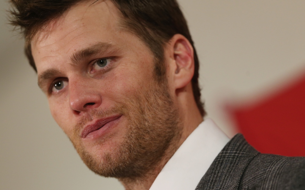 In a Facebook post on Wednesday, Tom Brady denied destroying his cellphone to keep it out of the hands of investigators.