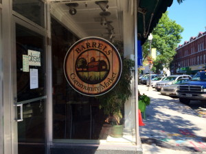 Barrels Community Market on Main Street in Waterville will be closed for the month of August for restructuring.