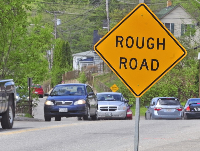 Drivers have complained for years about the rough surface of Mount Vernon Avenue, which is undergoing major work this summer.