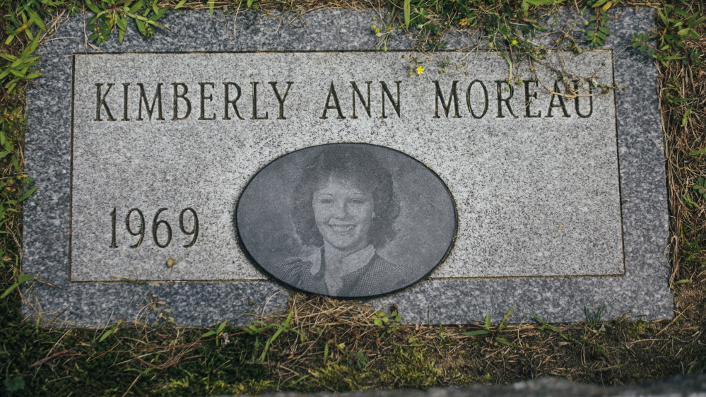 Richard Moreau had a headstone made for his daughter, who has been missing since 1986.
