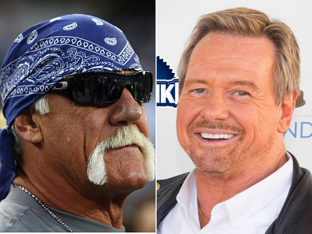 "AP photo Fans of professional wrestling have been rocked recently after racist remarks made by Hulk left, and the death of ""Rowdy"" Roddy Piper, right."