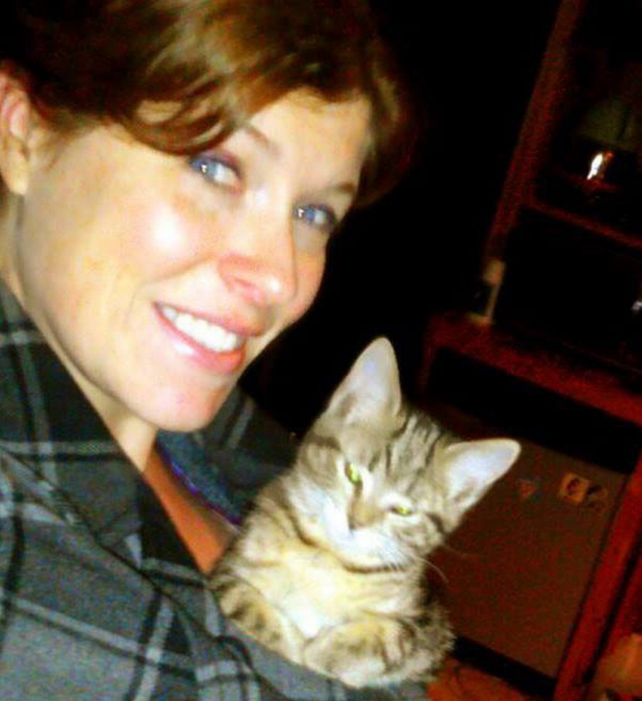 Stephanie Gebo, seen in a profile picture on her Facebook page, was killed June 5. Former boyfriend Robert Burton turned himself in to police Tuesday.