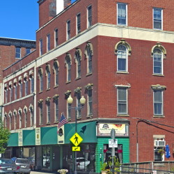 Gagliano's Italian Bistro, at 287 Water St. in Augusta, seen Friday, has approval to reopen, but the building's owner said he plans to evict all his tenants and close the building within two months.