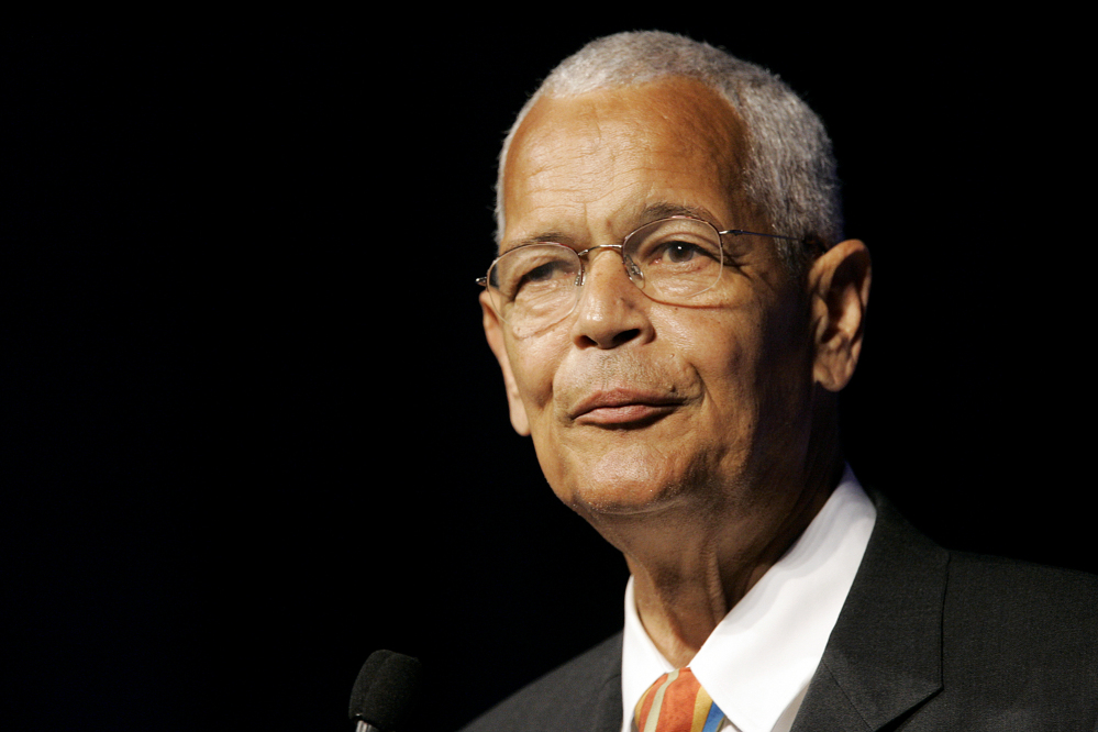 Julian Bond, a civil rights activist and longtime board chairman of the NAACP, died Saturday, according to the Southern Poverty Law Center. He was 75.