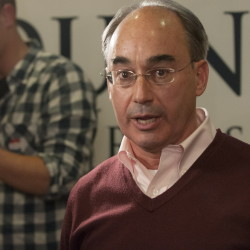 Maine U.S. Rep. Bruce Poliquin, R-2nd District, has had the race for his seat in 2016 identified by the U.S. Chamber of Commerce as potentially vulnerable in an internal memo, according to the Associated Press.