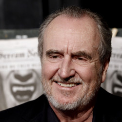 "This Oct. 16, 2010, file photo shows Wes Craven arriving at the Scream Awards in Los Angeles. Craven, whose ""Nightmare on Elm Street"" and ""Scream"" movies made him one of the most recognizable names in the horror film genre, has died."
