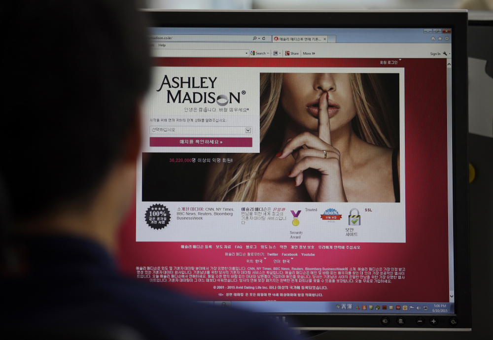 Silence would have been golden for the millions of Ashley Madison subscribers, but the secret's out and posted online.