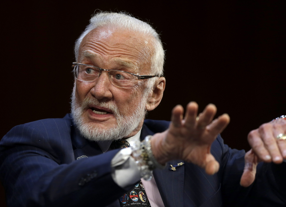 Buzz Aldrin is pushing for a Mars settlement by 2039, the 70th anniversary of his Apollo 11 moon landing.