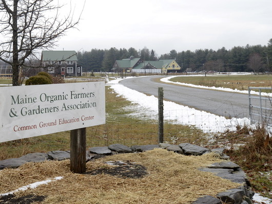 The Maine Organic Farmers & Gardeners Association, a nonprofit based in Unity.
