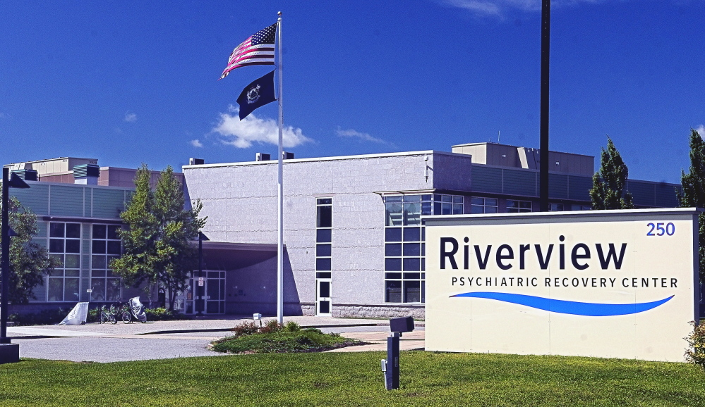 An October report finds the Riverview Psychiatric Center in Augusta lacks necessary staffing and provides insufficient treatment.