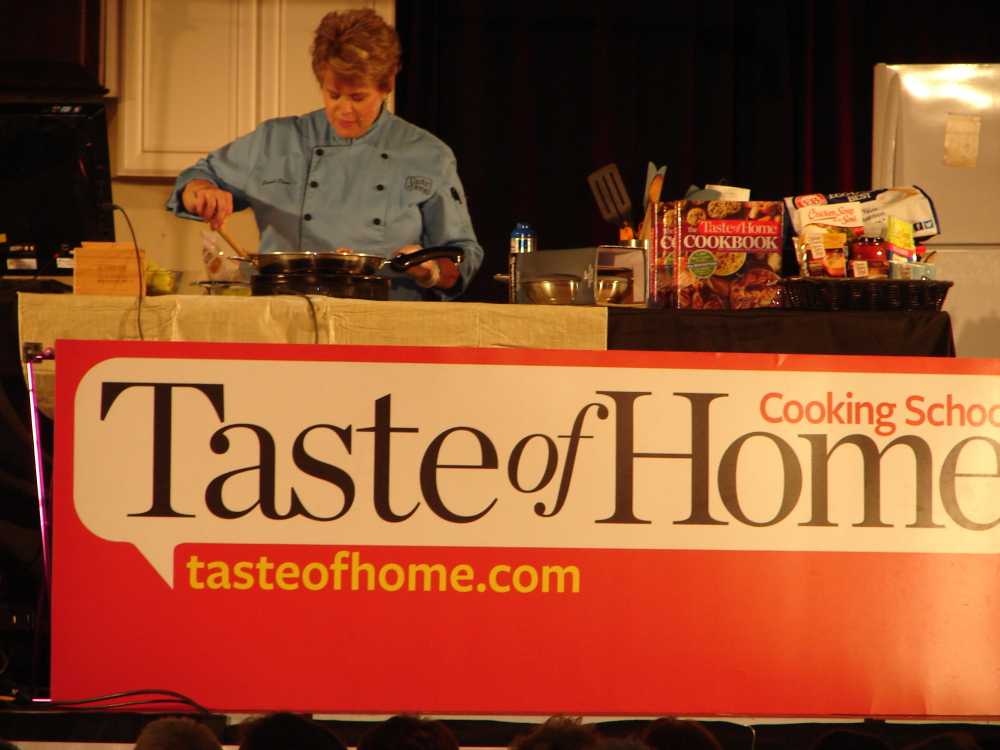 Contributed photo   Taste of Home's Culinary Specialist Amy Zarichnak.