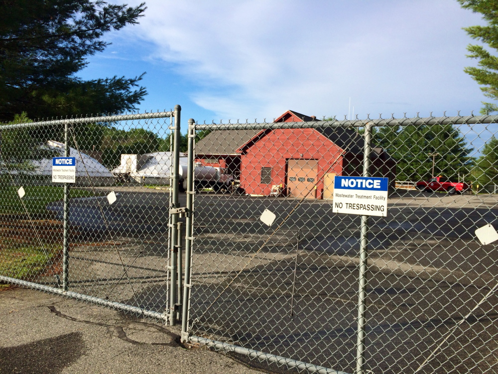 The Norridgewock Wastewater Treatment Facility on Willow Street — which is more than 20 years old — faces a funding shortfall and could be in violation of state law if there's not enough money to pay for the replacement of malfunctioning or broken equipment.