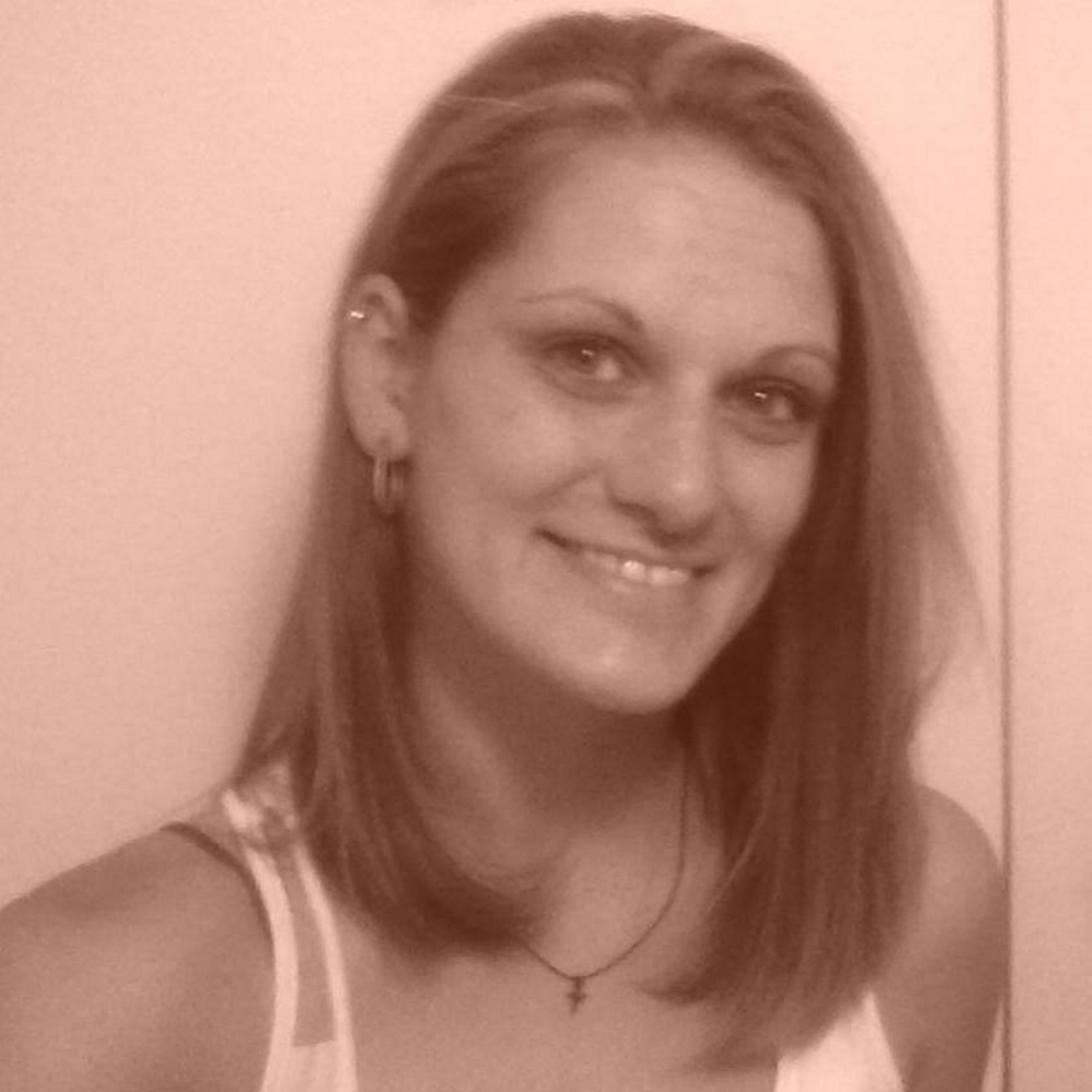 Aimee Lasco's profile picture on her Facebook page. Lasco died Sunday when her car went off Raymond Road in Palmyra and hit a tree.